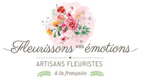 Fleurissons vos émotions Logo